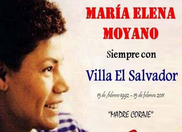 maria elena moyano