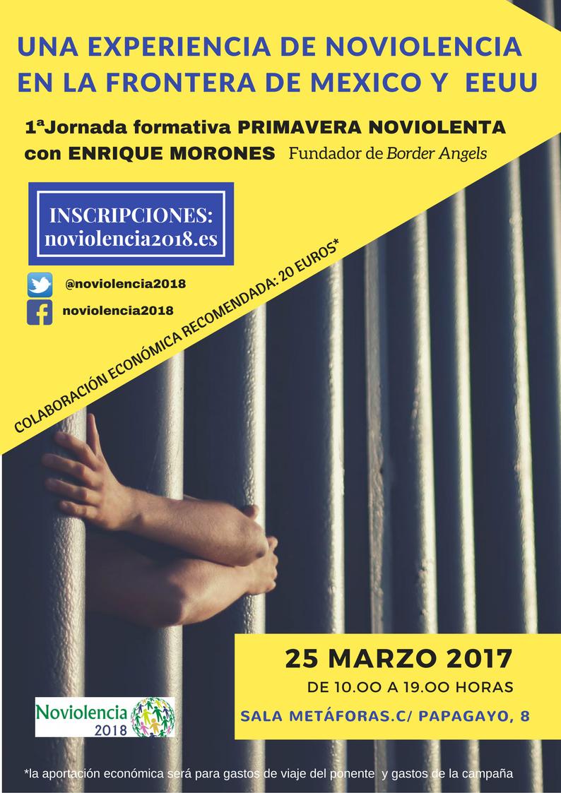 Cartel 3 Enrique Morones